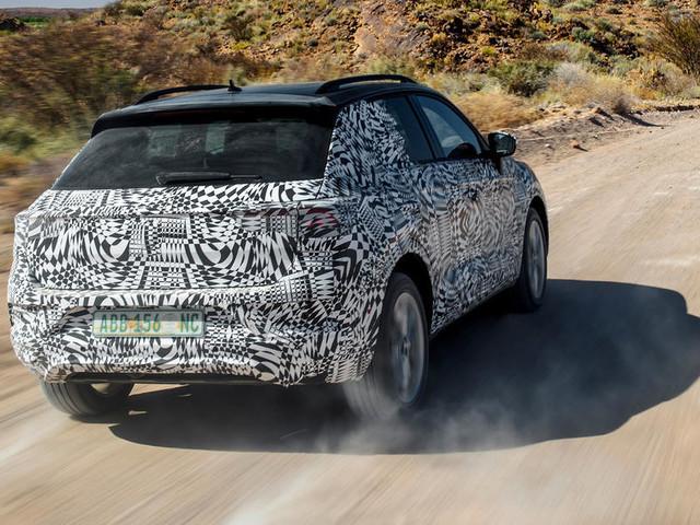 Volkswagen T-Roc prototype review