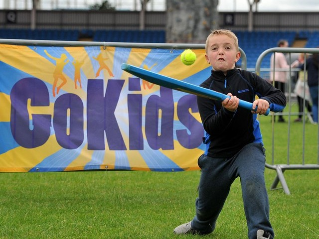 GoFest family sports festival returns this weekend - your chance to win tickets