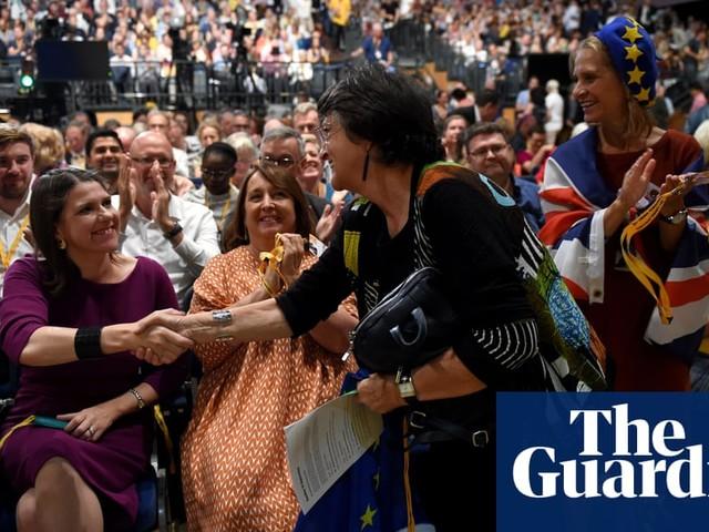 Lib Dems pledge to revoke Brexit without referendum