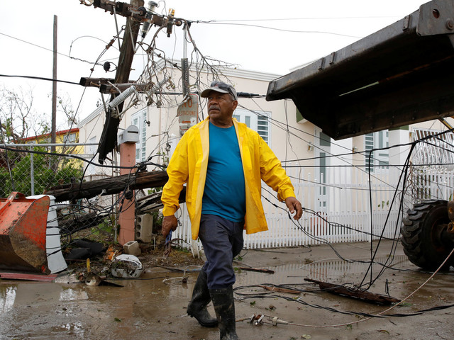 Puerto Rico's Power Outage Could Be A Death Sentence For Many