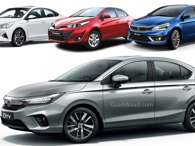 Top 7 Sedans With Highest Discounts During September 2020