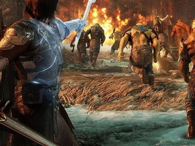 Xbox One X Shadow of War shows profound improvements over PS4 Pro