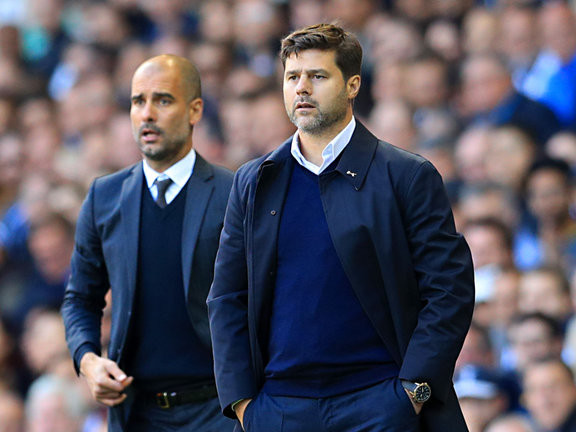 Pochettino shares the two reasons why Spurs can't be compared to City