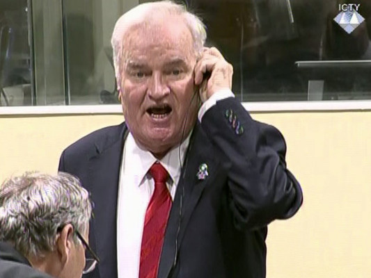 'Butcher of Bosnia' Mladic imprisoned for life after being found guilty of genocide