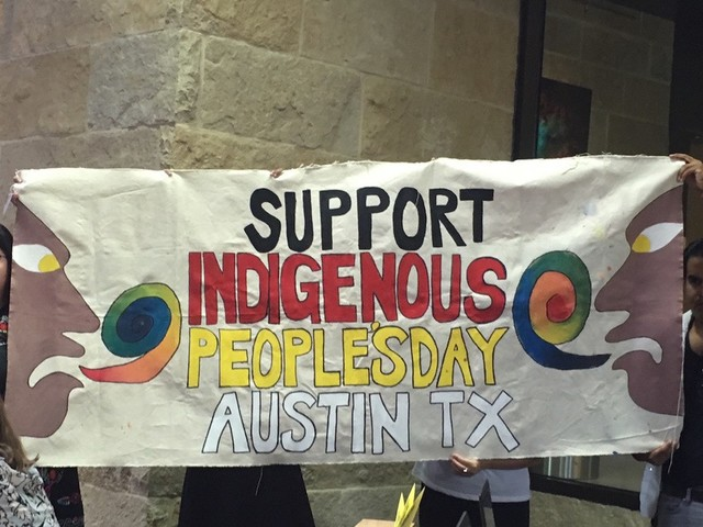Open thread for night owls: On making Indigenous People's Day more than a soundbite