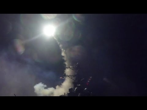 Who Were The Winners And Losers Of U.S. Missile Strikes Against Syria?