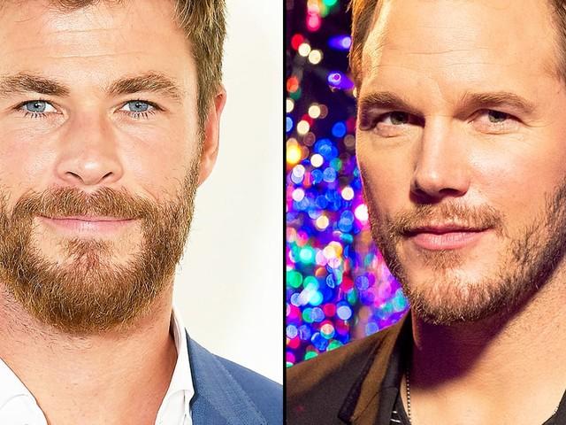 Chris Hemsworth Was 'Weirdly Shaken' Meeting Chris Pratt: 'He's Just So Charismatic'
