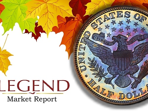Legend Coin Market Report – Welcome to October