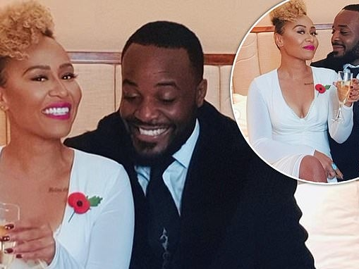 Emeli Sandé goes public with her new romance with rapper Jonathan Kabamba