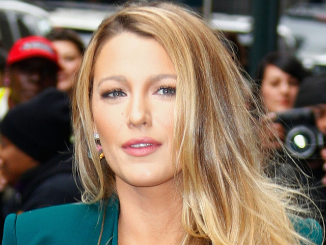 Blake Lively Goes Off On Reporter Who Asks About Her 'Power Outfit'