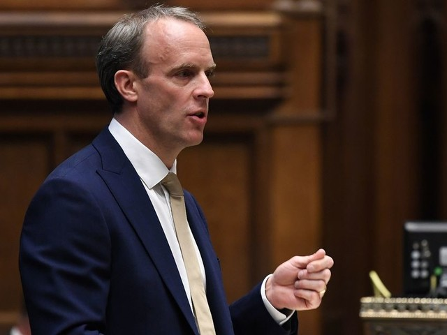 Senior advisors to Saudi Crown Prince behind Newcastle takeover targeted by Raab
