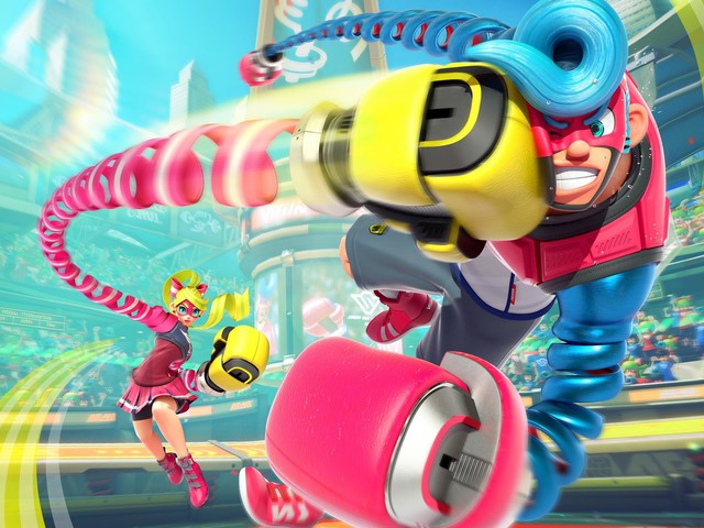 Arms: the first 'Party Crash' event is underway, so jump in for a boost in experience and gains