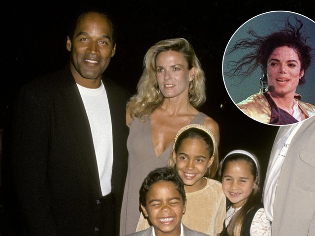 O.J. Simpson Reveals Michael Jackson Gave Him And Kids Free Pass To Neverland