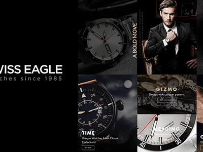Swiss Eagle - WooCommerce WordPress Theme (Retail)