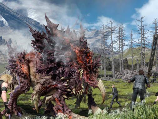 Final Fantasy 15: Windows Edition coming to PC in 2018