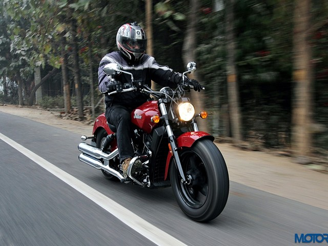 Indian Motorcycles K2K Ride Concludes In Delhi