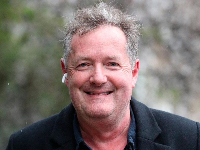 Presenter Piers Morgan opens up about his battle with Covid-19