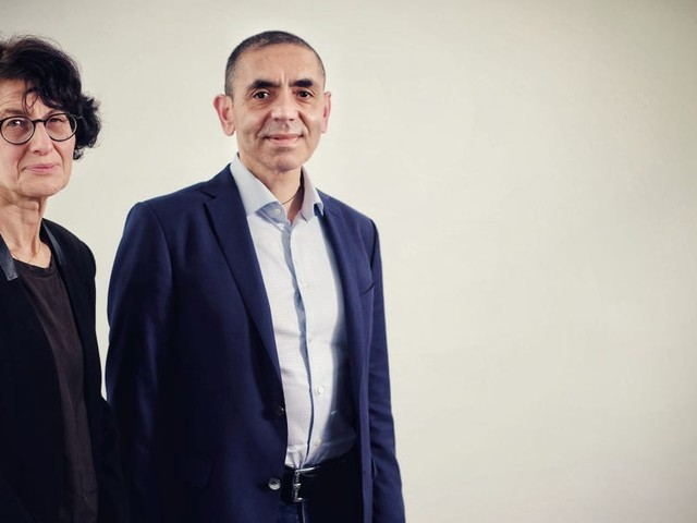 INTERVIEW: BioNTech founders Özlem Türeci and Ugur Sahin on developing the BioNTech-Pfizer COVID-19 vaccine, the future of fighting cancer, and whether people can live to 200