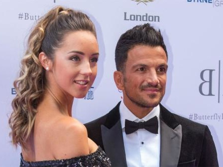 Peter Andre returns to Lorraine with cooking series