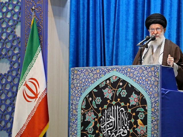 Iran's supreme leader called Trump a 'clown' as he delivered Friday prayers for the first time in 8 years amid growing unrest over the Flight 752 disaster