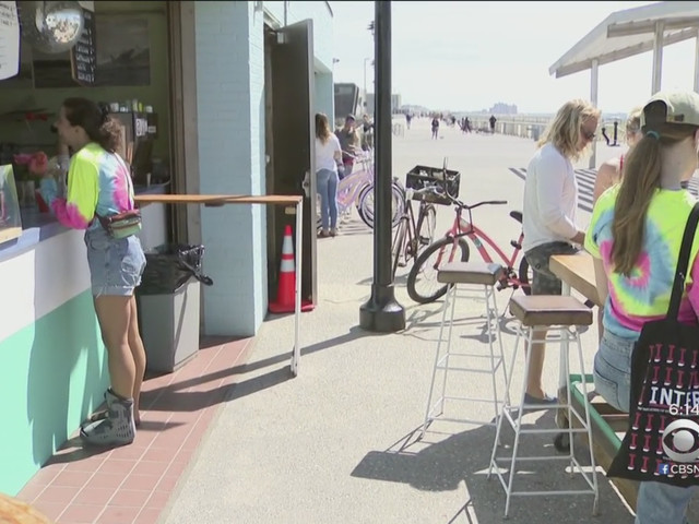 Rockaway Beach Businesses Hoping For Big Summer After Shut Down Section Reopens