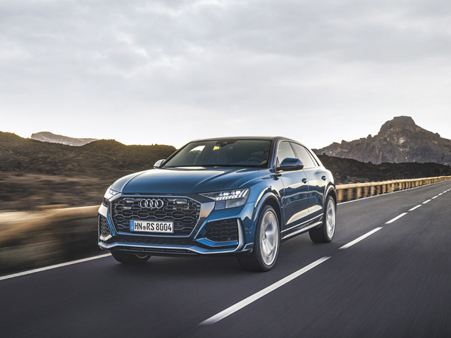 Review: Audi RS Q8 review, test drive