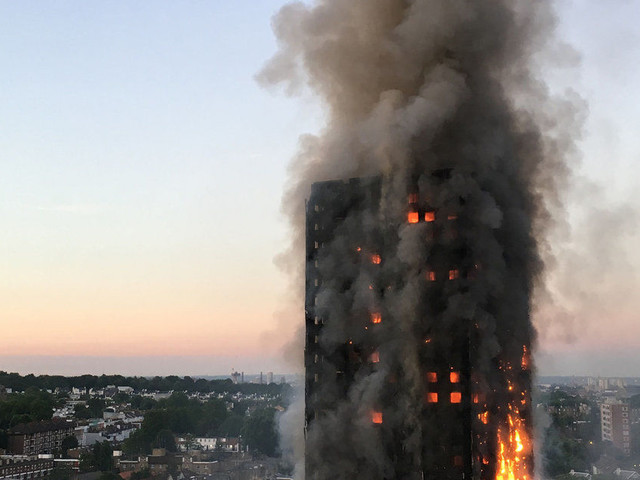 Anger As Dozens Of Grenfell Tower Families To Spend Christmas In Hotels