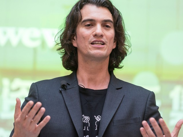 Here are the 5 biggest questions facing WeWork as it prepares for its IPO (UBER, LYFT, CBRE, WORK)