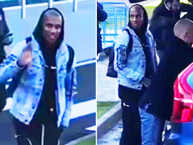 Ashley Young waves as he arrives in Milan ahead of £1.2m Inter transfer from Man Utd