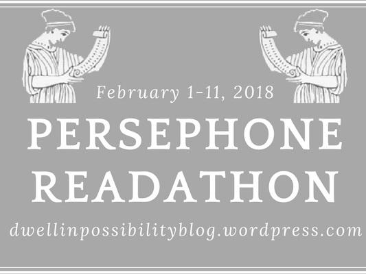 #PersephoneReadathon: Day One