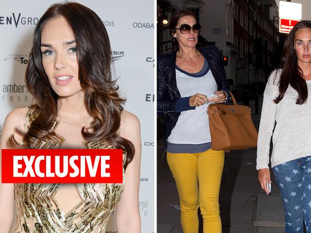 F1 heiress Tamara Ecclestone, 34, and mum Slavica, 60, haven't spoken for a year