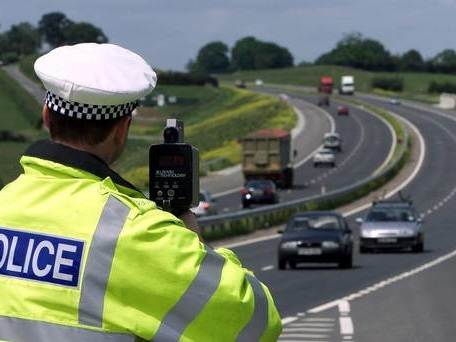 Pop-up police officer cutouts to act as speeding deterrent in Dundee