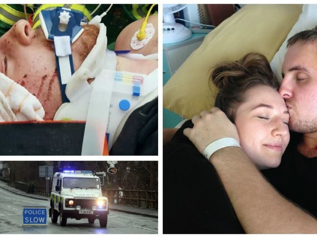 Student left in coma after horror smash had to learn to walk and talk again