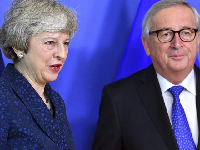 EU Tells Theresa May Brexit Divorce Deal Will Not Be Renegotiated