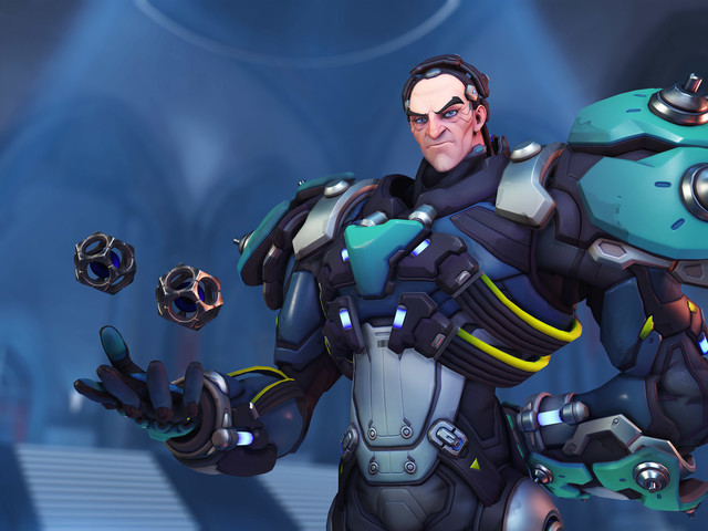 Overwatch's new hero Sigma now playable on the PTR