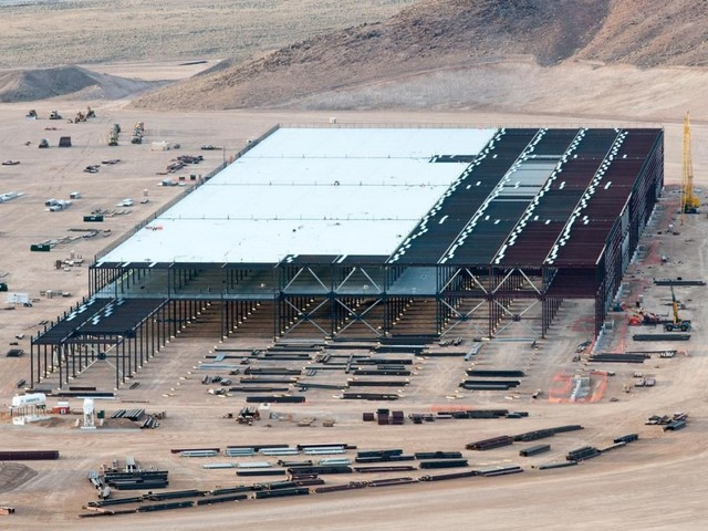 Tesla Might Set Up Battery Plants In India