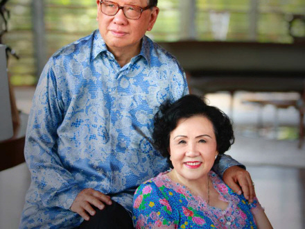 Late Yeoh Tiong Lay had always trusted, respected his children, grandchildren