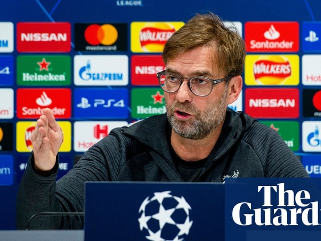 Jürgen Klopp warns Liverpool not to fall for Atlético Madrid's tricks
