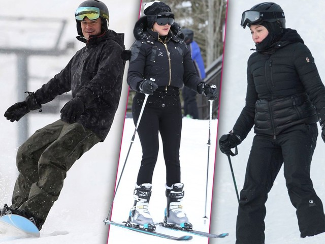These Cute Celebrity Snow Bunnies Are #FitnessGoals
