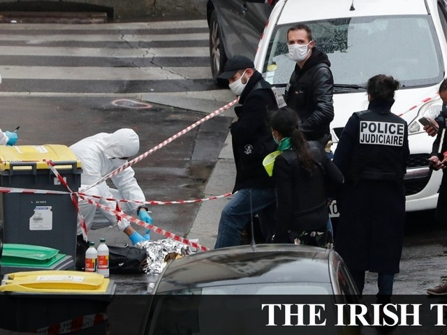 Chief suspect in Paris stabbing was angered by Charlie Hebdo cartoons