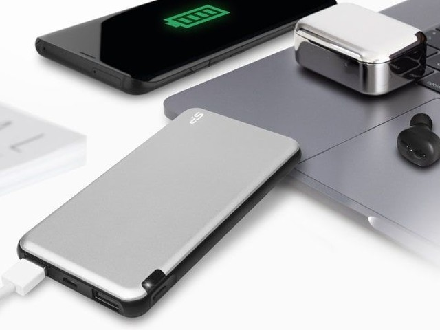 Lifestyle-Focused Power Banks - These New Silicon Power Battery Packs Come in Five Options (TrendHunter.com)