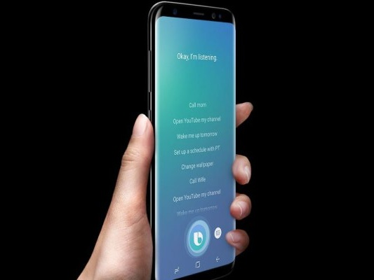 Samsung's Bixby assistant is now available for Galaxy S8 owners worldwide