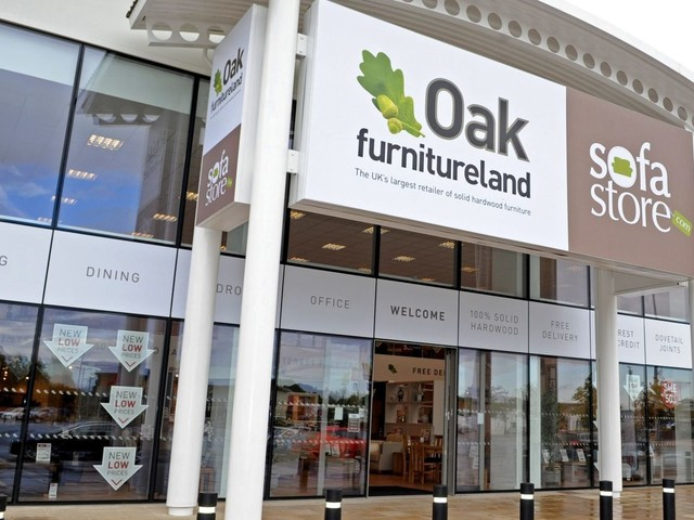 Oak Furnitureland spreads roots with stake sale