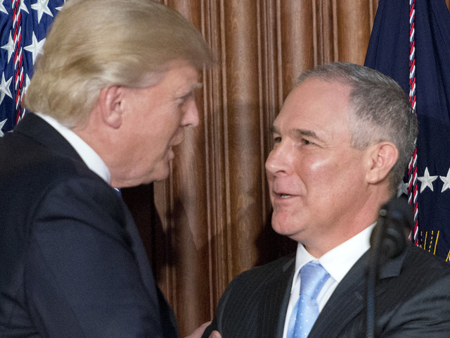EPA Quietly Asked The Public Which Clean Air Rules To Cut. Industry Answered Loudest.