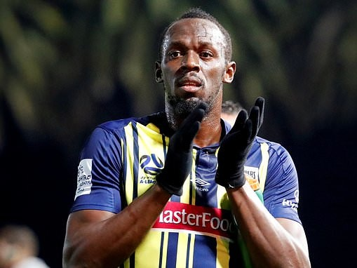 Central Coast Mariners reveal Usain Bolt contract agreement 'unlikely'