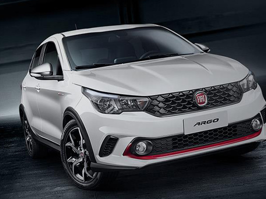 All-new Fiat Argo revealed