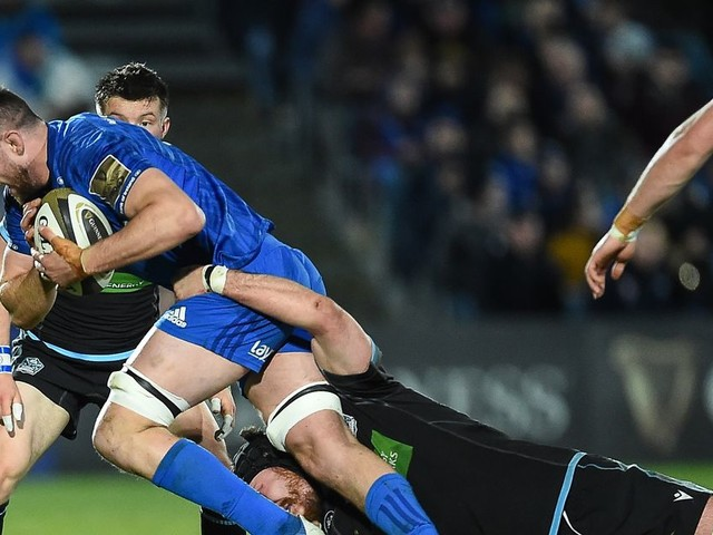 Glasgow Warriors v Leinster LIVE score updates from the PRO14 clash