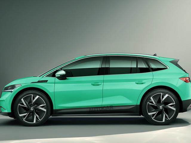 Skoda to follow Enyaq iV Coupé with compact crossover EV
