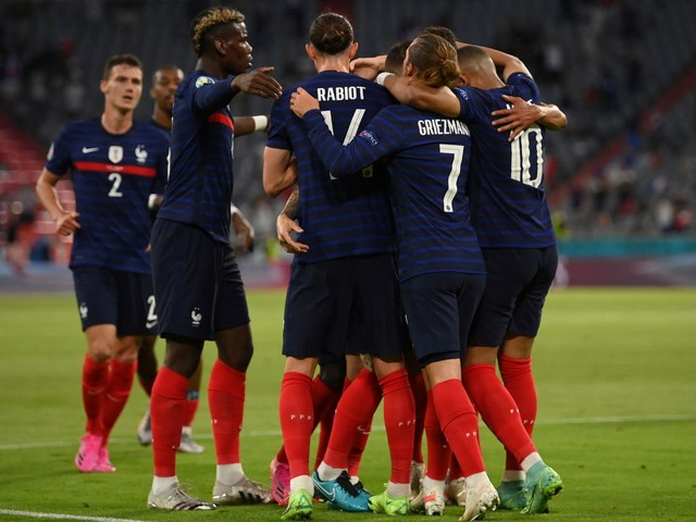 Euro 2020 matchday five: France start in style as Ronaldo breaks scoring record