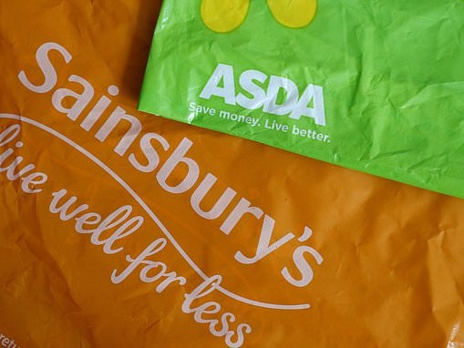 ALEX BRUMMER: Sainsbury's digs in for a fight with the watchdog over Asda merger